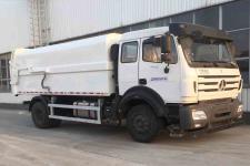 金鸽牌YZT5160ZDJE5型压缩式对接垃圾车
