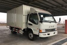 江淮牌HFC2043XXYP92K1C2V-S型越野厢式运输车图片