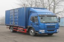 解放牌CA5165XXYP40K2L5E5A85型厢式运输车图片