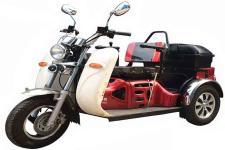 金翌牌JY50QZC型正三轮轻便摩托车图片
