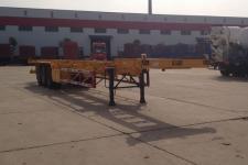 江骏牌GLJ9403TJZ型集装箱运输半挂车图片