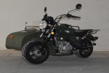 赛阳牌SY150B型边三轮摩托车图片