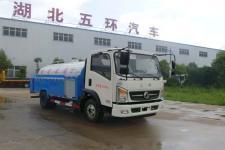 国五东风6方清洗车