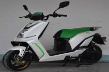 力帆牌LF1200DT型电动两轮摩托车图片