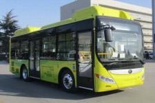 宇通牌ZK6850CHEVNPG35C型插电式混合动力城市客车图片