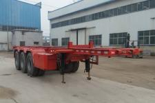 八匹马8.5米35.5吨3轴集装箱运输半挂车(TSS9401TJZA)