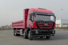 红岩牌CQ3316HYVG366L型自卸汽车图片