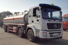 大力牌DLQ5310GRYE5型铝合金易燃液体罐式运输车图片