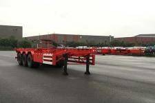 勤宏牌SQH9405TJZ型集装箱运输半挂车图片