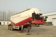 郓腾牌HJM9400GFL型中密度粉粒物料运输半挂车图片