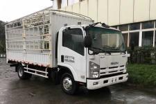 庆铃牌QL5071CCYA5HAJ型仓栅式运输车图片