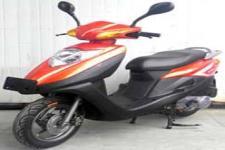 赛阳牌SY125T-9型两轮摩托车图片