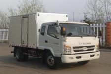 欧铃牌ZB5040XXYTPD6V型厢式运输车图片