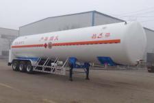 昌骅13米24.6吨3轴低温液体运输半挂车(HCH9402GDYH)
