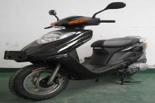 晶雅牌JY125T-5型两轮摩托车图片