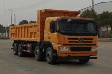 大运牌CGC3310D5EDFD型自卸汽车图片