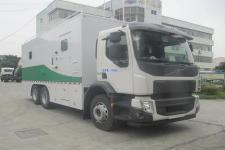 航天牌SJH5130XJE型环境监测车