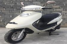益本牌YB125T-C型两轮摩托车图片