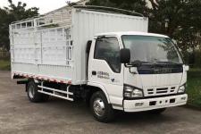 庆铃牌QL5070CCYA5HAJ型仓栅式运输车图片