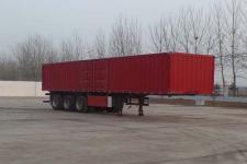 鸿盛业骏牌HSY9401XXY型厢式运输半挂车图片