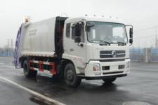 琴台牌QT5160ZYSE5型压缩式垃圾车图片