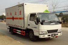 程力威牌CLW5061XQYJ5型爆破器材运输车