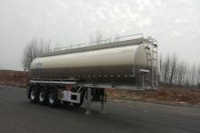 永强牌YQ9401GYSCT1型铝合金液态食品运输半挂车