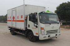 润知星牌SCS5080XRYCGC型易燃液体厢式运输车