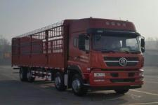 斯达-斯太尔牌ZZ5313CCYN46GGE1型仓栅式运输车图片