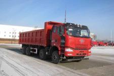 解放牌CA5310ZLJP66K24L3T4E5型自卸式垃圾车图片