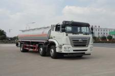 SGZ5252GYYZZ5J5型华威驰乐牌铝合金运油车图片