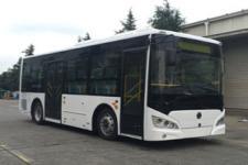 8.5米申龙SLK6859ULE0BEVY1纯电动城市客车