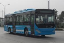 中通牌LCK6108EVG9型纯电动城市客车图片