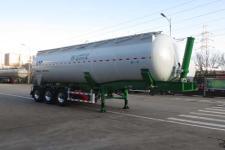 凌宇牌CLY9405GFLD型铝合金中密度粉粒物料运输半挂车图片