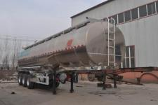 旗林牌QLG9401GRH型润滑油罐式运输半挂车图片