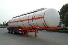 宏宙牌HZZ9408GRYB1型易燃液体罐式运输半挂车