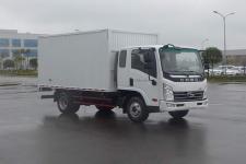 南骏牌CNJ5041XXYEDF33V型厢式运输车图片