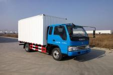 楚风牌HQG5043XXYGD5型厢式运输车图片