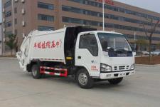 楚胜牌CSC5073ZYSWV型压缩式垃圾车