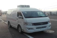 大马牌HKL5040XLCQA型冷藏车图片