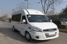 湘陵牌XL5043XJCIV型检测车