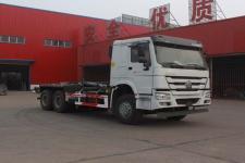 金皖牌LXQ5250ZXXZZ5型车厢可卸式垃圾车