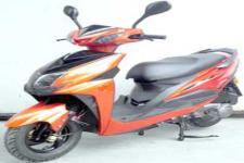 赛阳牌SY125T-10型两轮摩托车图片
