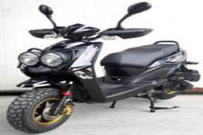 赛阳牌SY125T-5型两轮摩托车图片