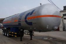 建成牌JC9409GYQQ型液化气体运输半挂车图片
