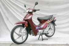 银河牌YH110-4A型两轮摩托车图片