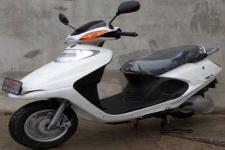 美多牌MD125T-10C型两轮摩托车图片