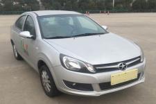 江淮牌HFC7000AEV型纯电动轿车图片