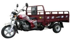劲隆牌JL200ZH-2型正三轮摩托车图片