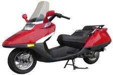 美多牌MD150T-4C型两轮摩托车图片
